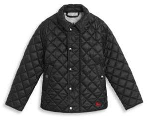 Burberry Little Girl's& Girl's Lyle Quilted Jacket