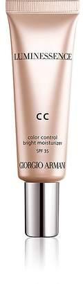 Giorgio Armani Women's Luminessence CC Cream