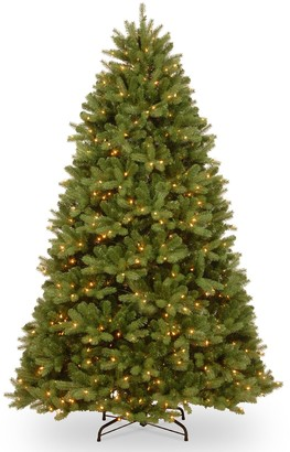 National Tree Company 7-ft. Pre-Lit Newberry Spruce Artificial Christmas Tree