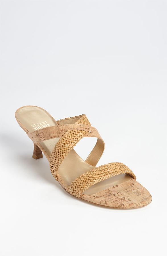 Stuart Weitzman 'Purebred' Sandal