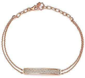 Bloomingdale's Diamond Bar Bracelet in 14K Rose Gold, .40 ct. t.w. - 100% Exclusive