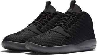 Nike Jordan Men's Jordan Eclipse Chukka Black/Black Dark Grey Basketball Shoe 12 Men US