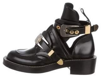 Balenciaga Ceinture Ankle Boots Black Ceinture Ankle Boots