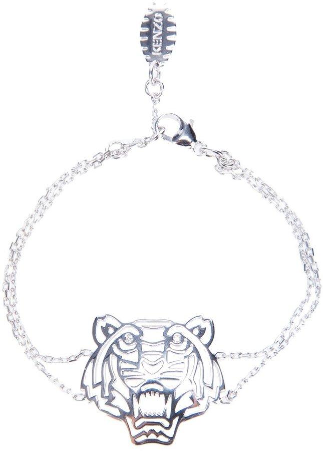 Kenzo 'Tiger' bracelet