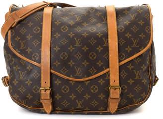 Louis Vuitton Saumur 43 Monogram Messenger Bag - Vintage