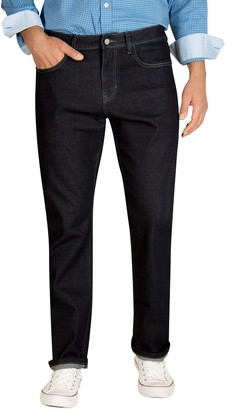 Izod Men's Relaxed Comfort-Fit Jeans