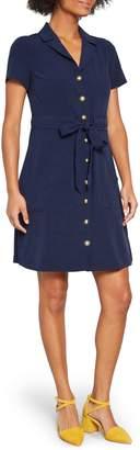 ModCloth Short Sleeve Shirtdress
