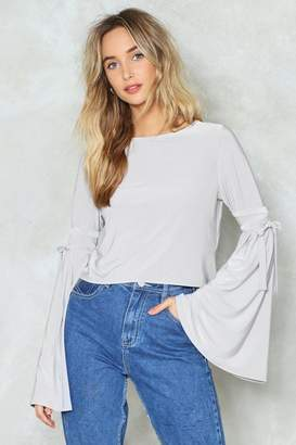 Nasty Gal Sleevin for the Big City Top