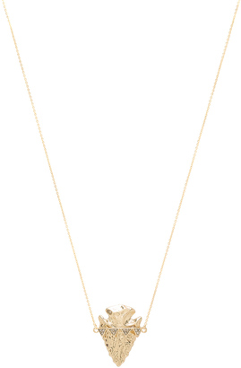 House of Harlow Mojave Pendant Necklace $68 thestylecure.com