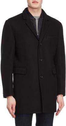 Michael Kors Bomber Bib Overcoat
