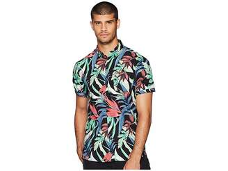 Hurley Jungle Trip Short Sleeve Woven Men's Clothing