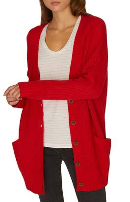 Sanctuary Keep It Cozy Shaker Knit Cardigan