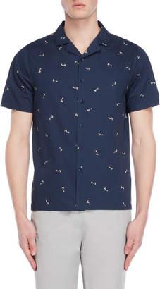 NATIVE YOUTH Toucan Short Sleeve Shirt