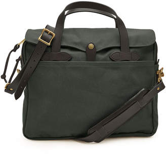 Filson Original Briefcase with Leather