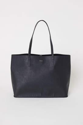 H&M Reversible Shopper - Black