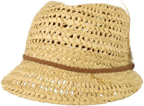 San Diego Hat Company San Diego Hat Women's Open Weave Fedora Hat
