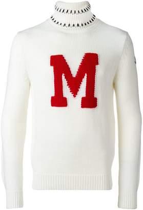 Moncler 1952 high neck sweater