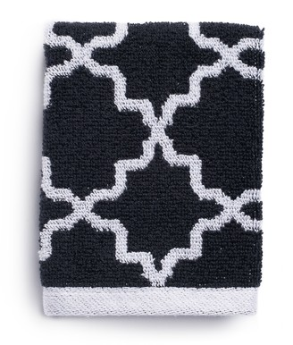 Sonoma Goods For Life SONOMA Goods for Life Trellis Ultimate Washcloth with Hygro Technology