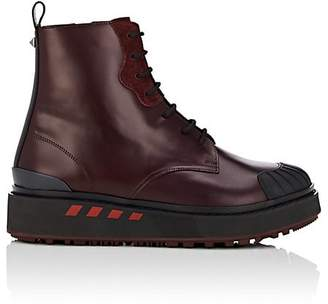 Valentino Men's Bootboy Leather Boots