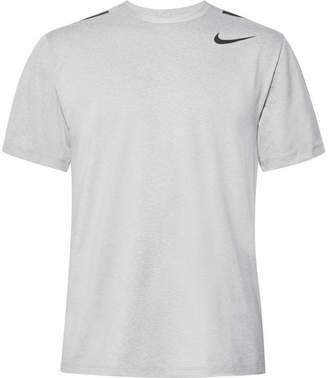 Nike Training Hypermax Mélange Dri-Fit T-Shirt