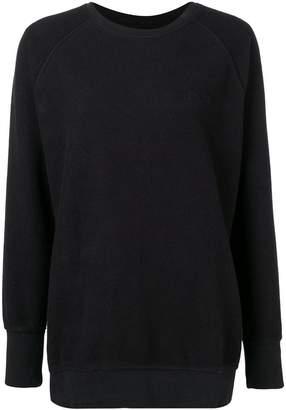 Lala Berlin round neck sweatshirt