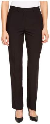 Tribal Soft Twill Flatten It Straight Pants Original Fit 32 Women's Casual Pants