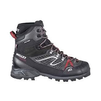 Millet Unisex Adults' Trident Winter Low Rise Hiking Boots, Black/Noir 000