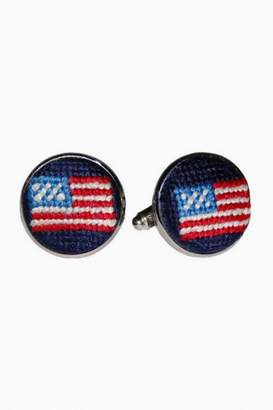 Smathers and Branson American Flag Cufflinks
