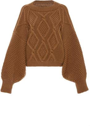 I Love Mr Mittens Diamond Wool Sweater