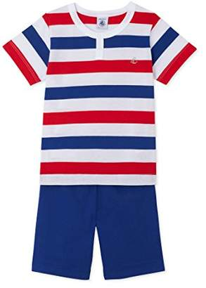 Petit Bateau Boy's Flash Pyjama Sets