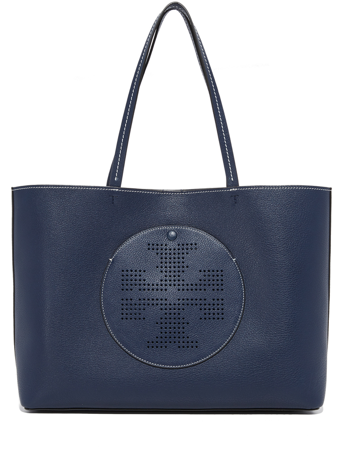 Tory BurchTory Burch Perforated Logo Tote