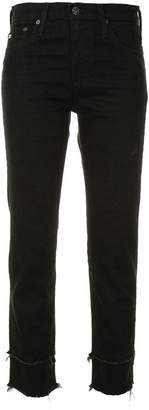 AG Jeans Isabelle straight jeans