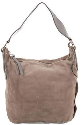 See by Chloe Convertible Suede Hobo