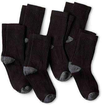 JCPenney Xersion 6-pk. Crew Socks - Boys