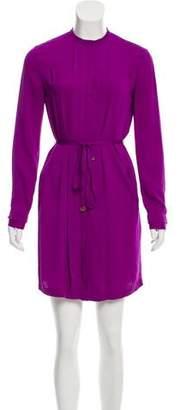 Diane von Furstenberg Atira Silk Shirtdress