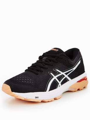 Asics GT-1000 6 - Black/White