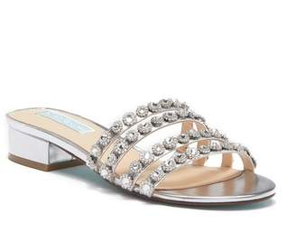 Betsey Johnson Sophia Embellished Sandal