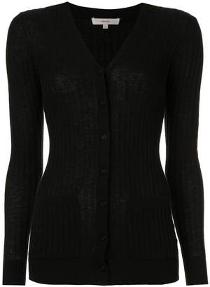 Vince ribbed cardigan