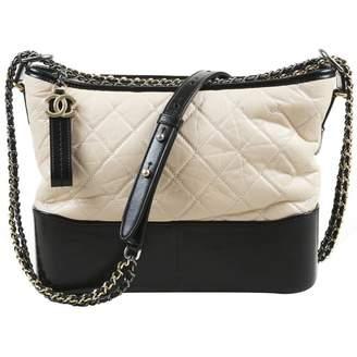 Chanel Gabrielle leather handbag