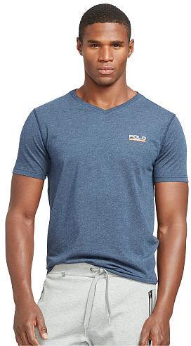 Polo Sport Jersey V-Neck T-Shirt