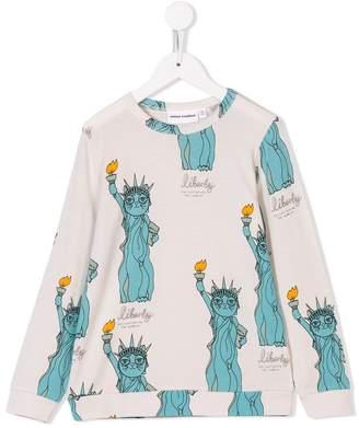 Mini Rodini Liberty long sleeve T-shirt