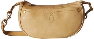 Frye Campus Rivet Saddle Shoulder Handbags