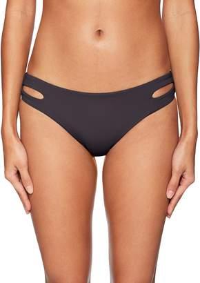Roxy Junior's Solid Softly Love 70s Bikini Bottom