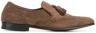 Henderson Baracco casual tassel loafers