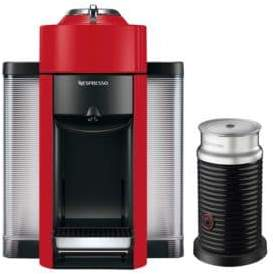 Nespresso by Delonghi Vertuo Coffee and Espresso Single-Serve Machine