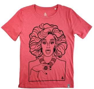 Jill & Gill Panti Cranberry T-Shirt