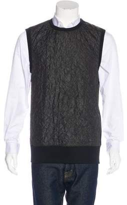 Alexandre Plokhov Zip-Accented Quilted Vest