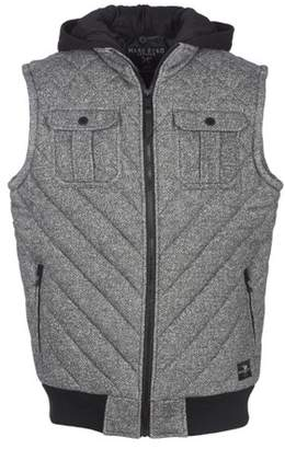 Ecko Unlimited PUFFER VEST WITH HOOD
