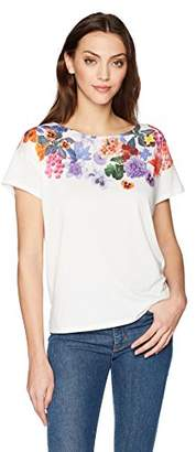 Desigual Women's Aglaia Short Sleeve t-Shirt