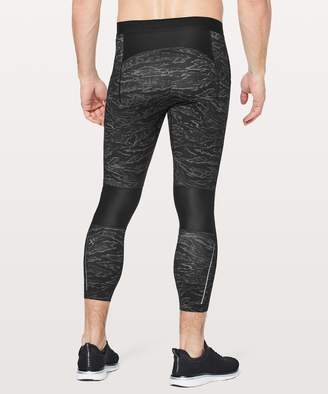 Lululemon Surge Light 3/4 Tight *Side Pockets 23""